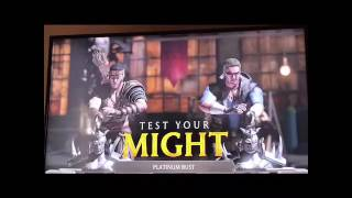 Mortal Kombat part two test your might