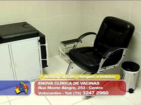 Programa N&O 10 à 15 de Março Enova Clínica de Vacinas