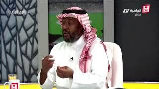 يوسف خميس - ظهرت إمكانيات حسام غالي والنصر ستكون له بصمة في الدوري #برنامج_الملعب