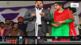 Manjit Rupowalia | Live Video Performance Full HD Video 2017 (Punjabi Mela Akhada)