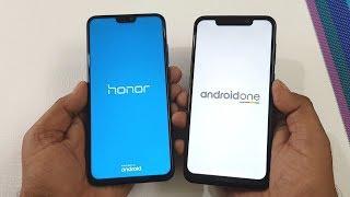 Honor 8X vs Motorola One Power Speed Test   Ram Management Test   TechTag