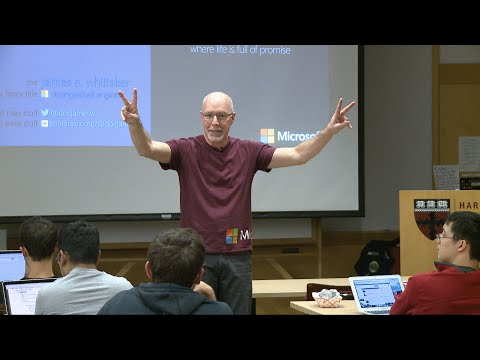 The Internet of Things by James Whittaker of Microsoft