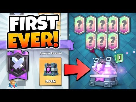 Xxx Mp4 FIRST EVER LEGENDARY LEAGUE WAR CHEST OPENING Clash Royale 8 LEGENDARIES IN A ROW FROM WAR CHESTS 3gp Sex