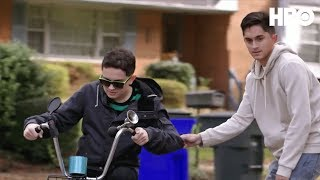 Spencer Helps His Brother Mitchel | Night Of Too Many Stars | HBO