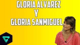 Gloria Alvarez y Gloria Sanmiguel - Mano a Mano