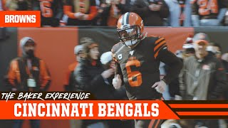 The Baker Experience vs. Bengals (Week 14) | Cleveland Browns