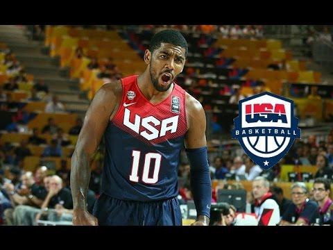 watch Team USA Full Highlights vs Turkey 2014.8.31 - Facing Adversity, EVERY PLAY!
