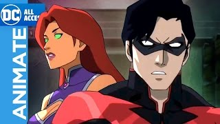 TEEN TITANS: THE JUDAS CONTRACT – New Titan Joins Team