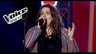 Elísabet Ormslev - It's a Man's World - The Blind Auditions - The Voice Iceland 2015