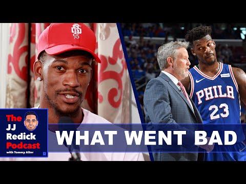 Jimmy Butler Reveals What Made Him Leave the Philadelphia 76ers The JJ Redick Podcast The Ringer