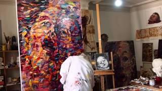 Syrian creative havens: Kazem khalil