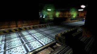 Doom 3's Knee Deep in The Dead Remake