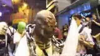 2006 萬聖節在蘭桂坊 (1) -2006/10/31 大香港節日王 BigHongKong.com