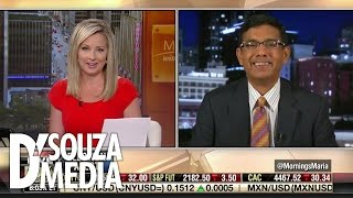 Mornings With Maria: D'Souza Says Hillary's