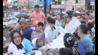 Akp'liler, milletin parasıyla oy almak için iftar verirse!