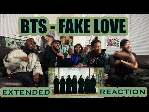BTS (방탄소년단) 'FAKE LOVE' Official MV (Extended ver.) REACTION/REVIEW