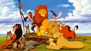 Live-Action The Lion King Movie Announced