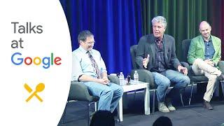Anthony Bourdain | Chefs at Google