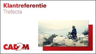CAD2M SOLIDWORKS klant referentie Trefecta