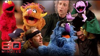 How Sesame Street puppets are brought to life | 60 Minutes Australia