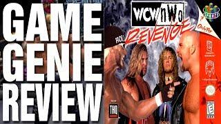 WCW/NWO Revenge - Game Genie Review