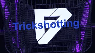 OUT OF MAP TRICKSHOTING -Ep 1  - Black ops 2 ft- SN Liberty