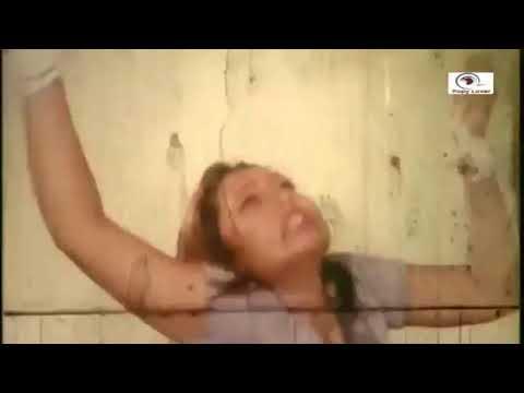 Hot Bangla actress navel licked