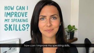 Improve Your English Speaking Skills   The Imitation Technique