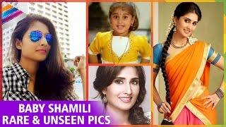 Baby Shamili Rare & Unseen Pics | Childhood Pictures | Indian Actress Photos | Telugu Filmnagar