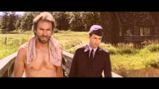 The Wolverine Trailer 1975 [Clint Eastwood]
