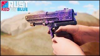 Rust: Red VS Blue III   Am reușit sa craftăm arme!