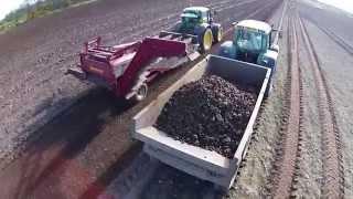 ScanStone Stone Harvesting