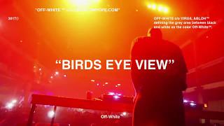 "Virgil Abloh opening set ""BIRDS EYE VIEW"" Tour - Terminal 5 SOLD OUT"