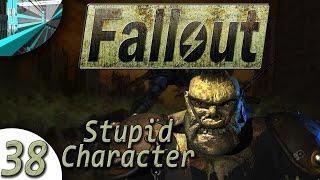 Let's Play Fallout 1 Stupid Character (part 38 - Beeg Man No Mart)