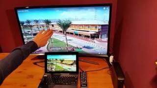 Jak udostępnić Obraz z Laptopa na Smart TV bezprzewodowo Wi-Fi Poradnik PL