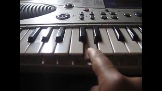 how to play baahubali theme song on casio