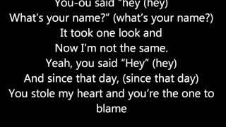 Avril lavigne-Smile (Lyrics)