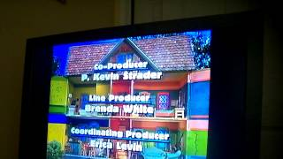 Bear in the big blue house What's Mine in Yours credits