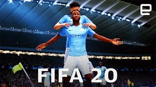 FIFA 20 First Look at E3 2019: A lot more than just street soccer