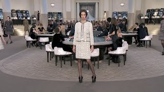 Fall-Winter 2015/16 Haute Couture CHANEL Show