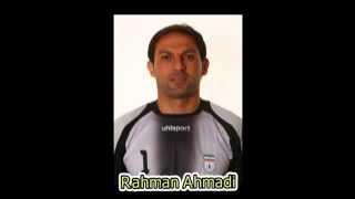 Iranian Players - Brasil 2014