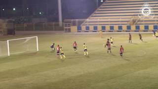هدف النصر الأول على الرائد - سامي النجعي || مباراة ودية