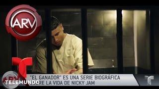 Telemundo está produciendo serie de Nicky Jam | Al Rojo Vivo | Telemundo