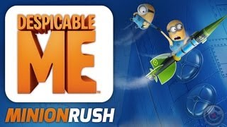 Despicable Me: Minion Rush Gameplay [iOS/Android]