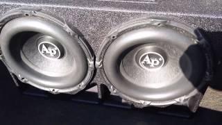 Audiopipe TXX-BD3-12