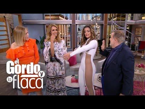 Xxx Mp4 Clarissa Molina Y El Sensual Traje Que Usó En Premios Juventud 3gp Sex