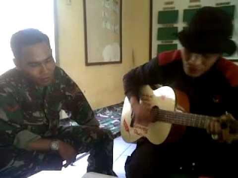 POLISI Vs TNI Konser Bareng ( Galau Berat )