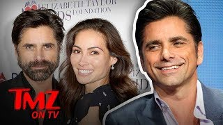 John Stamos Is Going To Be The Cutest Dad! | TMZ TV