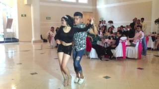LESLY JURADO - XV AÑOS FESTEJO  / BACHATA