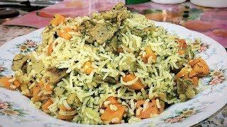 تمن باللحم والجزر ( تاجينة الجزر ) من مطبخ ام علي العراقي